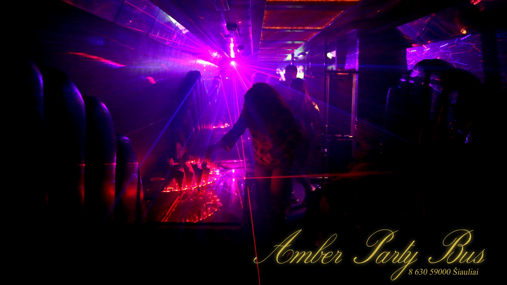 Amber Party Bus (2)
