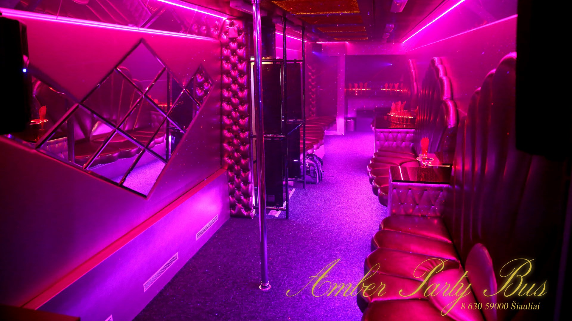 Amber Party Bus (4)